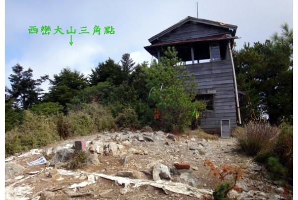 西巒大山照片